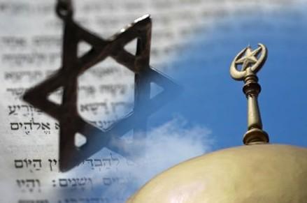 Star of David and the Cresent of Islam