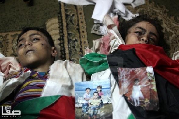 Innocent Children Killed by IDF